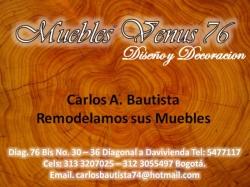 1 MUEBLES VENUS 76