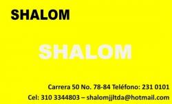 1 SHALOM