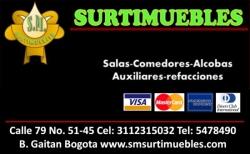 1 1  SURTIMUEBLES