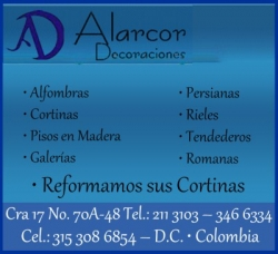 ALARCOR DECORACIONES