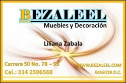 1 BEZALEEL MUEBLES Y DECORACION