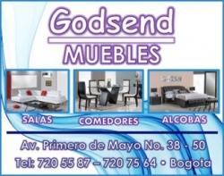 1 GODSEND MUEBLES