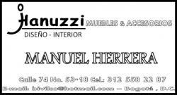 HANUZZI DISEÑO - INTERIOR