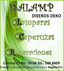 LAMPARAS ISALAMP