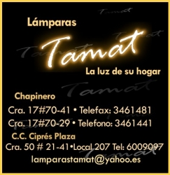 LAMPARAS TAMAT