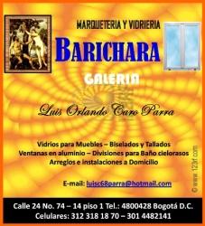 MARQUERIA Y VIDRIERIA BARICHARA