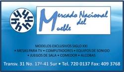 1 MERCADO NACIONAL DEL MUEBLE