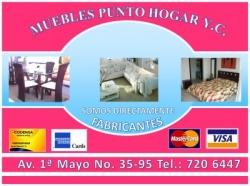 MUEBLES PUNTO HOGAR Y.C.