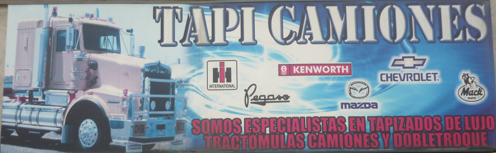 Tapicamiones